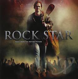 Rock Star CD Cover Art