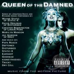 Queen of the Damned CD Cover Art