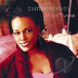 Reeves, Dianne - Little Moonlight CD Cover Art