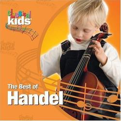 Handel - Best of Handel CD Cover Art