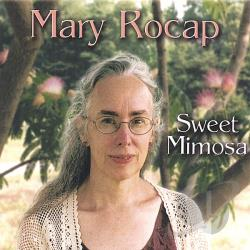 Rocap, 'Mary - Sweet Mimosa CD Cover Art