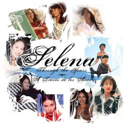 Selena - Traves De Los Anos CD Cover Art