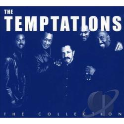 Temptations - Collection: The Temptations CD Cover Art
