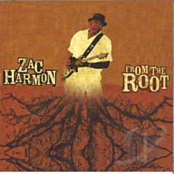 Harmon, Zac - From the Root CD Cover Art