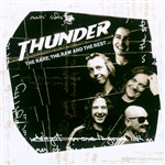 Thunder - Rare, The Raw And The Rest DB Cover Art