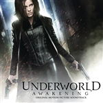 Underworld: Awakening CD Cover Art