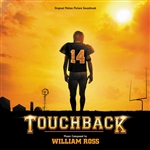 Touchback CD Cover Art