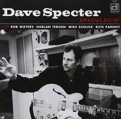 Specter, Dave - Speculatin' CD Cover Art