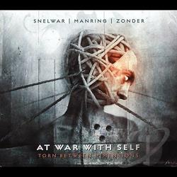 At War With Self - Torn Between Dimensions CD Cover Art