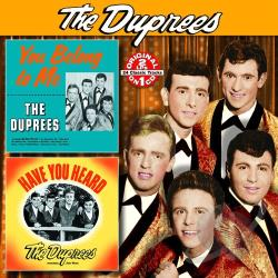 DuPrees - You Belong to Me/Have You Heard CD Cover Art