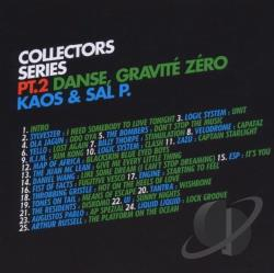 Kaos - Collectors Series, Pt. 2: Danse, Gravite Zero CD Cover Art