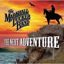Marshall Tucker Band - Next Adventure CD Cover Art