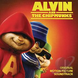 Alvin & The Chipmunks - Alvin and the Chipmunks CD Cover Art