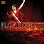 Fuego, Danza - Flamenco Poetry: A Tribute To Frederico Garcia Lorca. CD Cover Art