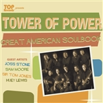 Tower Of Power - Great American Soulbook CD Cover Art