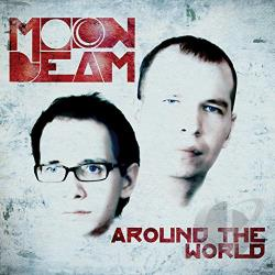 Moonbeam - Around the World CD Cover Art