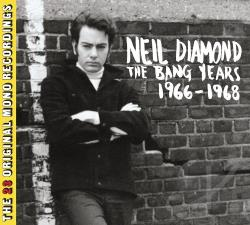 Diamond, Neil - Bang Years: 1966-1968 CD Cover Art