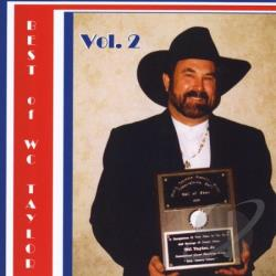 Taylor, W.C., Jr. - Vol. 2 - Best Of W. C. Taylor CD Cover Art