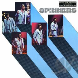 Spinners - Spinners CD Cover Art
