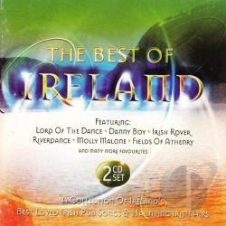 Best Of Ireland Cd Album
