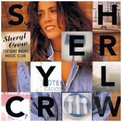 Crow, Sheryl - Tuesday Night Music Club CD Cover Art