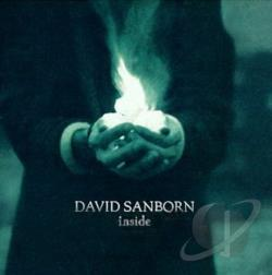 Sanborn, David - Inside CD Cover Art