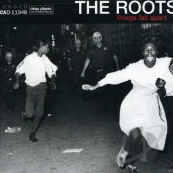 Roots - Things Fall Apart CD Cover Art