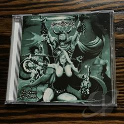 Ishtar, Gates Of - Dawn Of Flames CD Cover Art