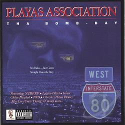 Playas Association - Tha Bomb Bay CD Cover Art