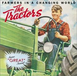 Tractors - Farmers in a Changing World CD Cover Art