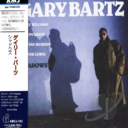Bartz, Gary - Shadows CD Cover Art