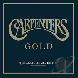Carpenters - Gold CD Cover Art
