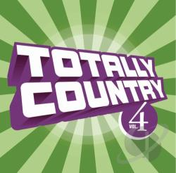 Totally Country, Vol. 4 CD Cover Art