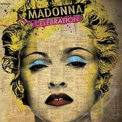 Madonna - Celebration CD Cover Art