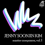 Jenny Soonjin Kim - Master Composers, Vol. 1 DB Cover Art