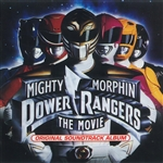 Mighty Morphin Power Rangers DB Cover Art