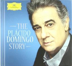Domingo, Placido - Pl�cido Domingo Story CD Cover Art
