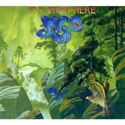 Yes - Fly From Here CD Cover Art