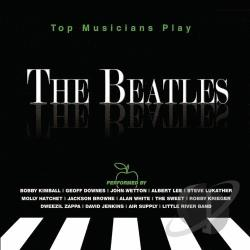 Top Musicians Play the Beatles CD Cover Art