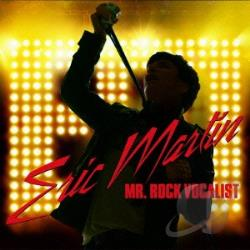 Martin, Eric - Mr. Rock Vocalist CD Cover Art