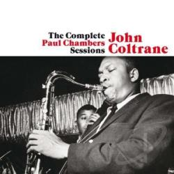 Coltrane, John - Complete Paul Chambers Sessions CD Cover Art