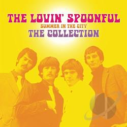 Lovin' Spoonful - Summer in the City: The Collection CD Cover Art