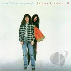 Kate & Anna McGarrigle - French Record CD Cover Art