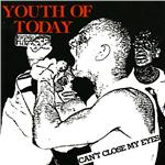 Youth Of Today - Can't Close My Eyes CD Cover Art