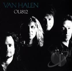 Van Halen - Ou812 CD Cover Art