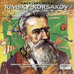 Mehta / Ormandy, E / Rimsky-Korsakov - Rimsky-Korsakov: Greatest Hits CD Cover Art