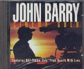 Barry, John - Cinema Gold CD Cover Art
