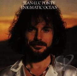 Ponty, Jean-Luc - Enigmatic Ocean CD Cover Art