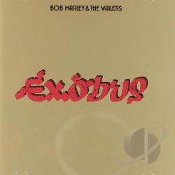 Marley, Bob & The Wailers - Exodus CD Cover Art