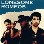 Lonesome Romeos - Lonesome Romeos CD Cover Art